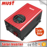 Potência solar pura do inversor da onda de seno 48V 6000W