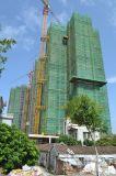 Кран гидровлической конструкции башни