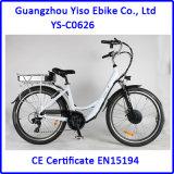 Véhicule électrique à moteur à deux roues à vélo à vélo de 2016