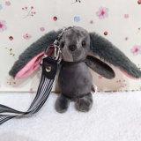 Custom Rabbit Plush Keychain Jouet en peluche
