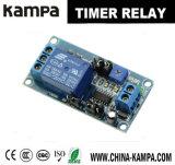 модуль релеего командного выключателя отметчика времени задержки цифровой индикации домашней автоматизации 12V СИД