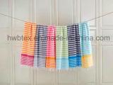 Поощрение полосой Hmmam полотенце / На пляже можно полотенце (М03)