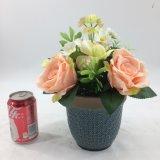 De kunstmatige Kleurrijke Bonsai van de Decoratie van Bloemen
