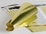 Золотой горячей штамповки сетку пленки для ткани и упаковочные материалы