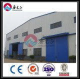 Сборные стальные конструкции склада (BYSS-811)