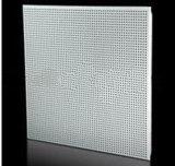 Panneau de plafond en aluminium / panneau perforé en aluminium / carrelage en aluminium