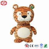 L'animal debout de vente chaude douce mignonne de tigre badine le jouet de peluche