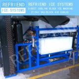2t прямое охлаждение алюминиевые пластины льда машины