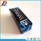 Casella di carta stampata abitudine che impacca per le sigarette elettroniche