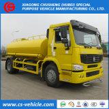 HOWO 4X2 12000リットル水トラック水スプリンクラートラックによって使用される水トラック
