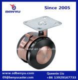 8mm Screw Furniture Decorative Caster Wheel