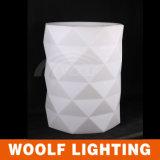 LEDの植木鉢を変更する結婚式のイベント党カラー