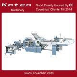 Máquina plegable de papel automática (ZYH660D)