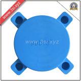 Un matériau plastique Caps pour glisser sur les flasques (YZF-C342)