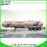 De Semi Aanhangwagen van de Vrachtwagen van de Tanker van de Tank van LPG van Shengrun