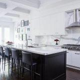Mobilier de maison de la laque les armoires de cuisine Meubles de cuisine (par-18-L25)