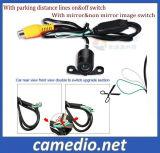 Macchina fotografica a livello di riserva anteriore di vendita calda di inverso del supporto della macchina fotografica 2 in-1 18.5mm dell'automobile & della camma