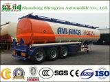 De Fabrikant van Shengrun - de Beste Verkopende 45 Cbm Semi Aanhangwagen van de Tankwagen van de Olie