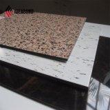 Ideabond Panel Compuesto de Aluminio blanco (haya)