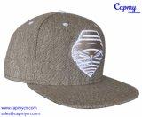 Fabricante del sombrero del casquillo del Snapback de la alta calidad