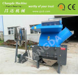 PVC/PE Pipe Crusher für Recycling