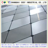 Painéis compostos de alumínio de superfície do espelho com a alta qualidade para a parede de cortina
