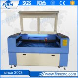 Cartas de acrílico de Jinan que graban la máquina del laser del CNC del CO2 del corte