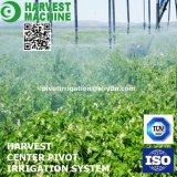Аграрная оросительная система спринклера с оросительной системой фермы движения спринклера брызга конца боковой