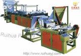 Chaleco de alta velocidad del rodillo para hacer bolsas de bolsa de la máquina máquina del fabricante