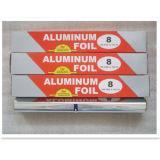 Le papier d'aluminium de cuisson empaquettent 8011 pour le cuisinier