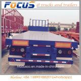20 Fuß 30 Tonnen Behälter-LKW-Flachbettsattelschlepper-für den Libanon