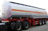 Sinotruk HOWO 50000L 유조선 트레일러 트럭 50 톤 트랙터