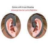 뼈 유도 Bluetooth 무선 헤드폰 양용 Wearings 에 귀 Earhook & 에서 귀 Earbuds