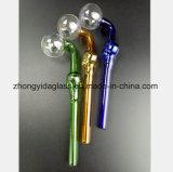 Vielzahl färbt Glasrohr für Befestigungs-Filter-Öl