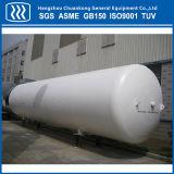 Tank van de Opslag van Co2 van het Argon van de Stikstof van de Zuurstof van het Drukvat ASME de Verticale