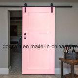 방음 침실 안쪽 문은 최고 궤도를 가진 미닫이 문을 도매한다