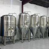600L het Brouwen van het Roestvrij staal van Brewpub de Brouwerij van de Apparatuur