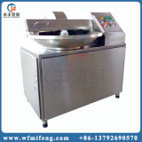SUS 304 Bol de la viande la machine de production de saucisses de hacheur de paille