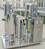 Máquina de engarrafamento automática automática de bebidas carbonatadas