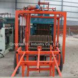Hydraulische blockierenziegelstein-Maschine der Presse-Ziegelstein-Maschinen-Straßenbetoniermaschine-Block-Maschinen-Qt4-16 Hydraform in Kenia