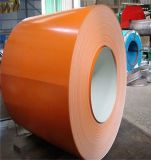Bobina de acero galvanizada prepintada bobina del modelo PPGI del material de construcción