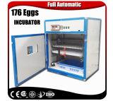 Le plus défunt petit incubateur automatique agricole de Hatcher d'oeufs de caille de plaque en acier