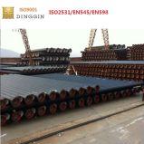 En545 ковких чугунных K9 трубопровода