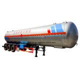 Q370r를 가진 좋은 품질 ASME 2 차축 LPG 트럭 트레일러는 트럭을 탔다