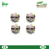 Adaptateurs hydrauliques de pipe d'usine de Huatai avec le prix concurrentiel
