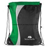 Многоцветные Drawsrting спортивные сумки для рекламы