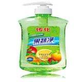 Fruit en Groenten die Detergens wassen