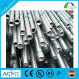 La vendita calda un ferro d'acciaio da 4 pollici ha galvanizzato i tubi d'acciaio filettati con la protezione