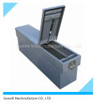Резцовая коробка нержавеющей стали/алюминиевых тележки, части тележки