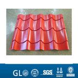 С полимерным покрытием Lowes металлического листа крыши цены в штате Керала